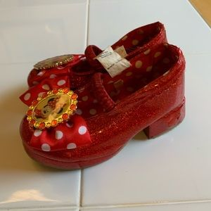 Minnie Mouse Toddler Light Up Dress Up Shoes